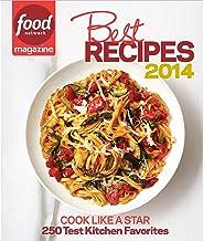 Food Network Magazine BEST RECIPES 2014