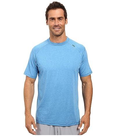 tasc Performance Carrollton Top (Blue Heather) Men
