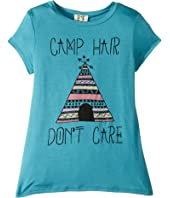 People's Project LA Kids - Camp Hair Knit Tee (Big Kids)