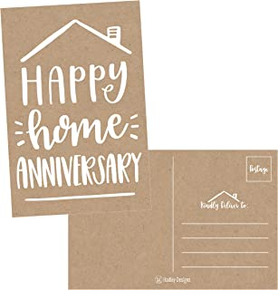 Best new home anniversary cards Reviews