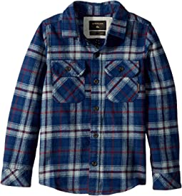 Quiksilver Kids - Fitzspeere Long Sleeve Shirt (Big Kids)