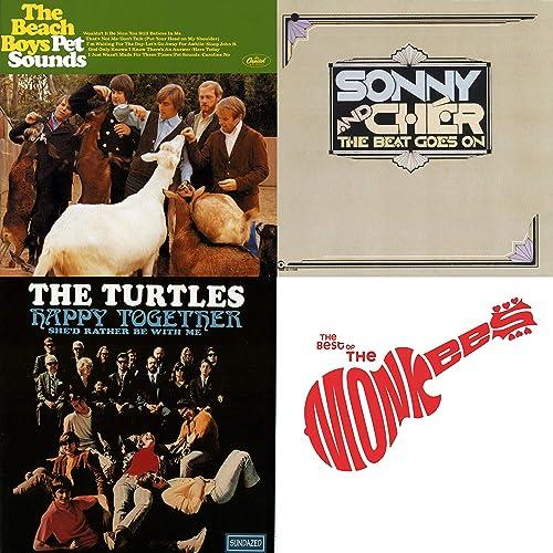 Oldies Love Songs by Joe Sherman, Sonny & Cher, The Five