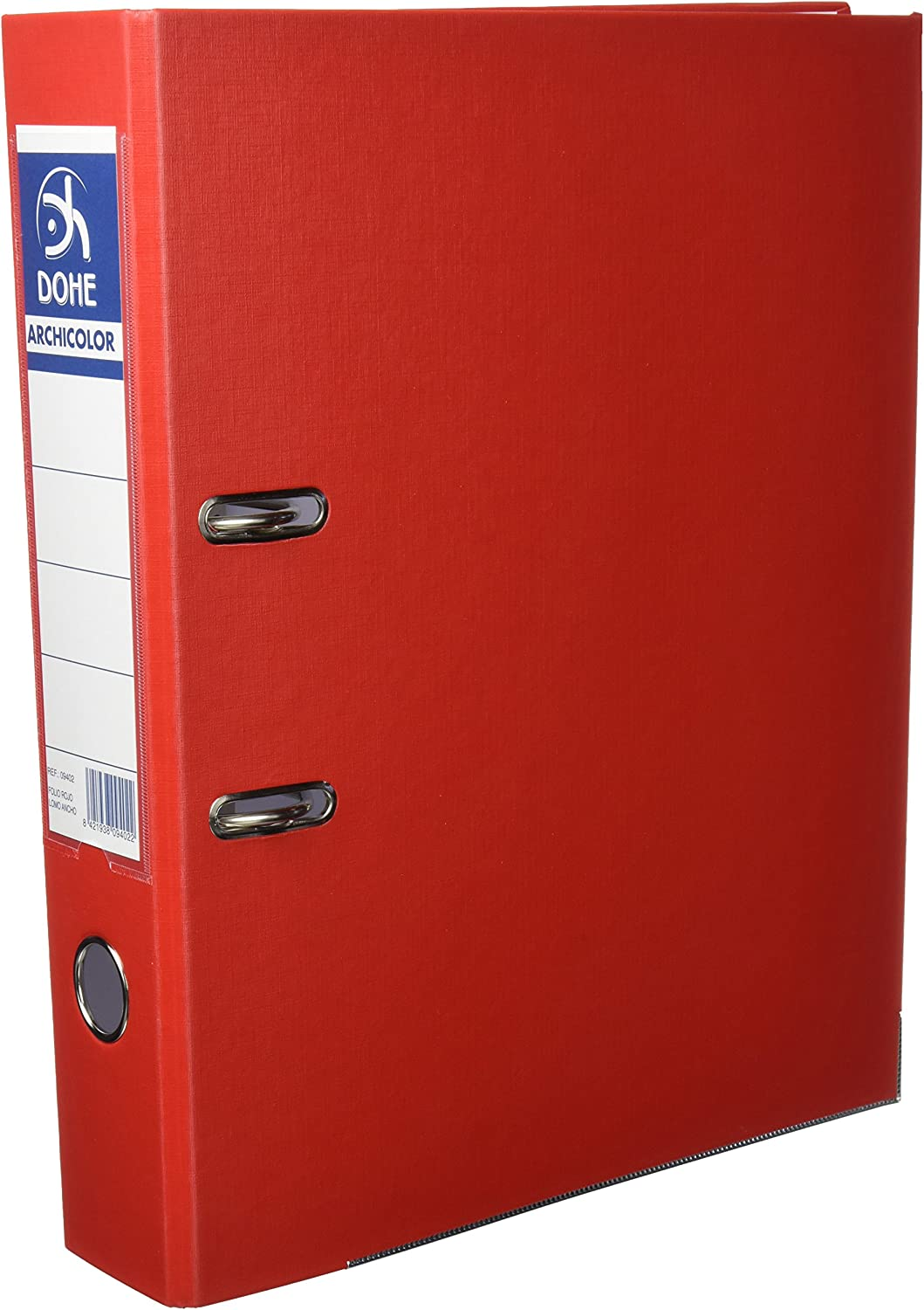 Dohe Archicolor - New product!! Lever-Arch 35% OFF File–Red.