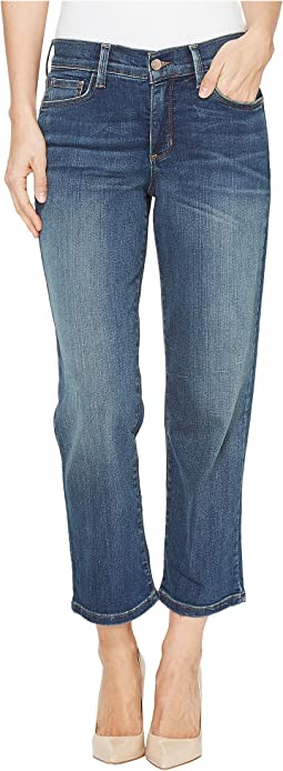 NYDJ - Marilyn Relaxed Capris in Oak Hill