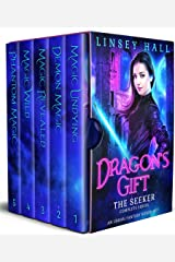 Dragon's Gift: The Seeker Complete Series: An Urban Fantasy Boxed Set (English Edition) Format Kindle