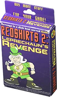 Redshirts 2 Leprechauns Revenge Board Game