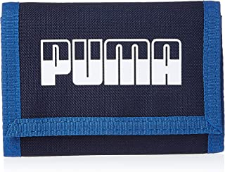 Puma Plus Wallet Ii Peacoat-galaxy Blue Blue Accessory For Unisex, Size One Size