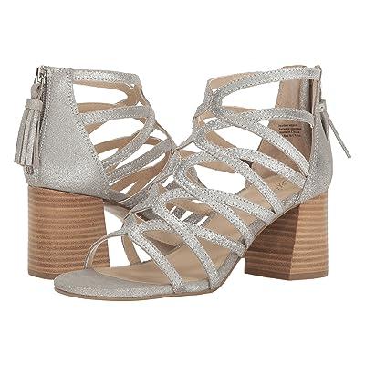 Seychelles One Kiss (Silver Metallic) High Heels