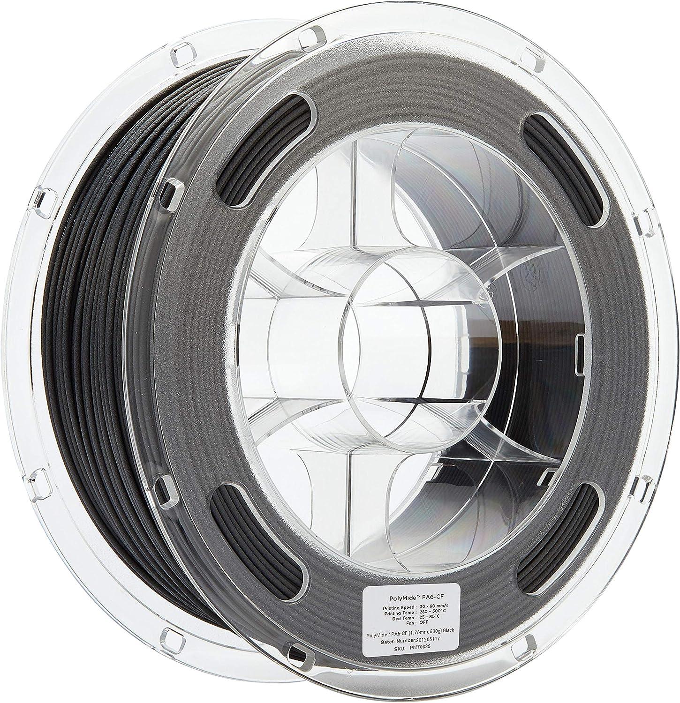 Polymaker PA6-CF Nylon Filament 1.75 Black Fi Fiber Carbon Ranking TOP9 High material