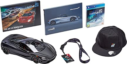 Project CARS 2 - Ultra Collector's Edition (exkl. bei Amazon.de) - PlayStation 4 [Importación alemana]