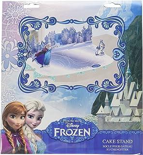 comprar comparacion falksson Frozen Afro Soporte de Tarta - la Reina de Hielo (999265) Amscan Europe GmbH