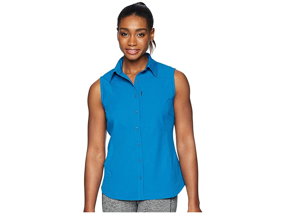 Columbia Silver Ridgetm II Sleeveless Shirt (Jewel) Women
