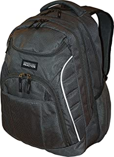 Kenneth Cole Reaction Goliath Double Gusset Expandable 17-Inch Computer Backpack