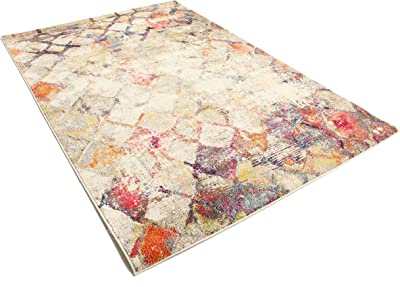 Amazon Com Nourison Celestial Modern Abstract Area Rug 5