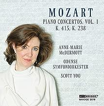 Mozart: Piano Concertos in C Major & B-Flat Major