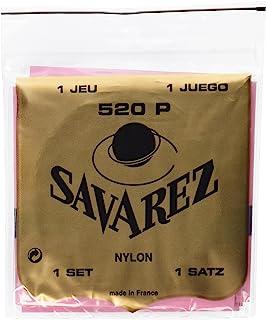 خيوط جيتار كلاسيكية من سافاريز (520P)