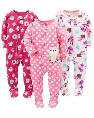 28cdfbf9c6dd Carter s Toddler Pajamas  Amazon.com