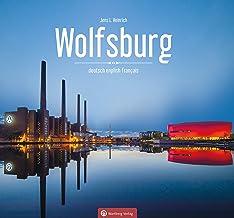 Wolfsburg - Farbbildband deutsch, englisch, französisch