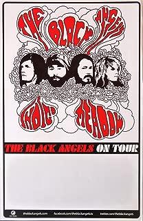 Black Angels - Indigo Meadows - Rare Advertising Poster - 11x17 - On Tour