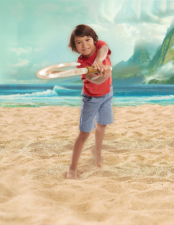 Disney Moana Maui/'s Magical Fish Hook Toy Set Lights Up