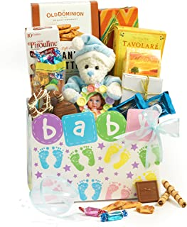 Broadway Basketeers Baby Gift Basket, Its A Boy!