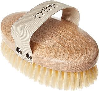 Hydrea Profesional FSC * Beechwood cepillo corporal con cerdas naturales (Resistencia Media)