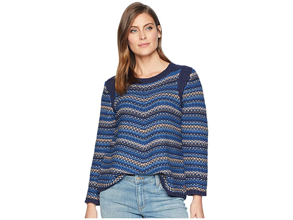 Hatley Chelsie Sweater (Blue) Women