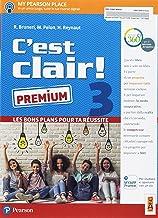 Scaricare Libri C'est clair! Les bons plans pour ta réussite. Ediz. premium. Per la Scuola media. Con e-book. Con espansione online [Lingua francese]: 3 PDF