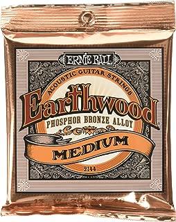 Ernie Ball Earthwood Phosphor Bronze Medium (13-56) Acoustic Guitar Strings (P02144)