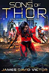 Sons of Thor (Star Breaker Book 2) Kindle Edition