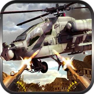 Gunship Operation Helicopter Gun Strike Clash Heli War Simulator Games: Rules Of Survival In Army War Zone In Battlefield Adventure Mission