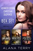 Kennedy Stern Christian Suspense Box Set (Books 1-3) (Christian Suspense 3-Book Box Set 1)
