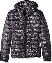 Emporio Armani Men's Train Core Hooded Down Jacket