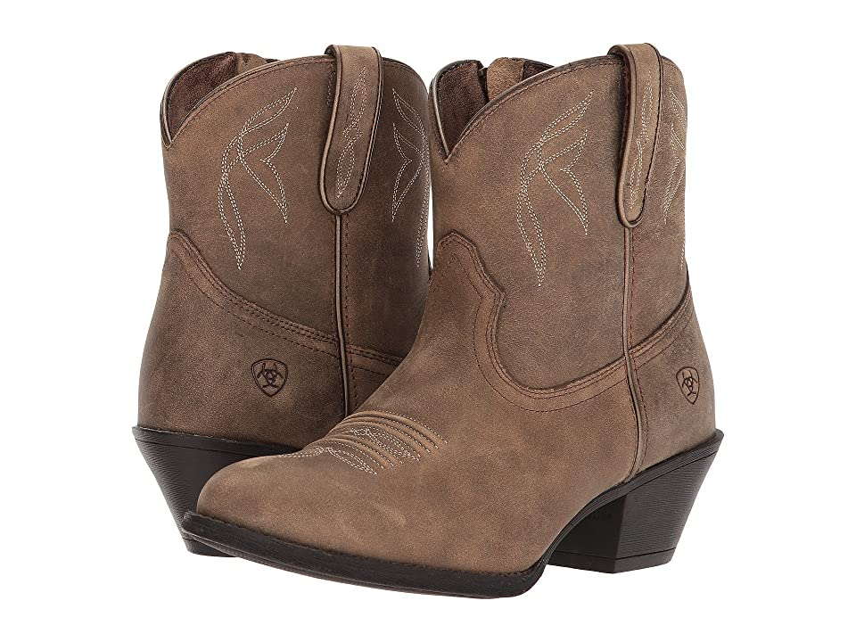 Ariat Darlin (Brown Bomber) Cowboy Boots