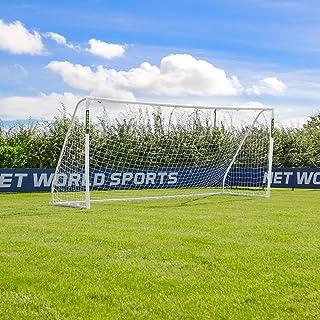 "Forza ""Match Standard 16' x 7' Professional Soccer Goal and Net [Net World Sports]"