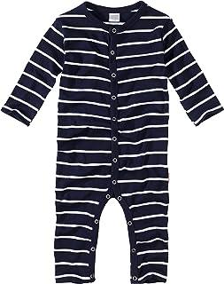 8e01d1bba5 wellyou, Schlafanzug, Pyjama für Jungen und Mädchen, Einteiler Langarm, Baby  Kinder,