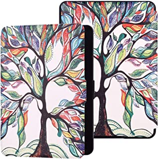 TERSELY Slimshell Case Cover for All-New Kindle Paperwhite 10th Generation-2018 (Model No. PQ94WIF), Smart Shell Cover wit...