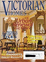 VICTORIAN HOMES October 2004 Magazine 12 HOME PRODUCTS FOR GREAT RESULTS Your Guide To Gorgeous Tiles AN URBAN RENEWAL VICTORY Collecting Rockwood Pottery