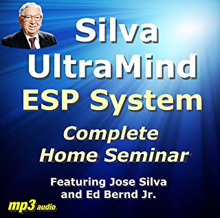 Jose Silva UltraMind ESP System Complete Home Seminar mp3's on CD-Rom (Silva Method products from Avlis Silva Courses)