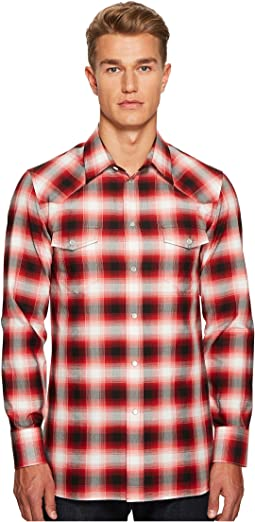 Marc Jacobs - Dusty Check Western Shirt