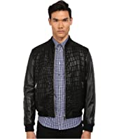 Just Cavalli - Reptile Texture Shearling