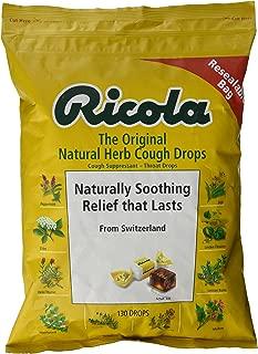 Ricola The Original Natural Herb Cough Drops - 130 CT.
