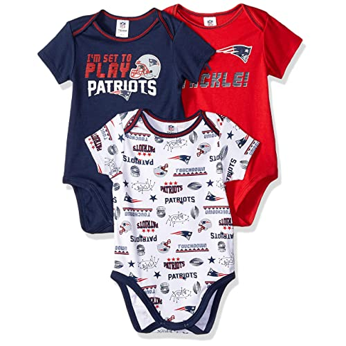 f9fc0183 New England Patriots Onesie: Amazon.com
