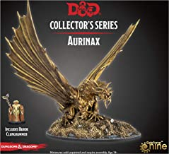Dungeons & Dragons Dragon Heist: AURINAX (Gold Dragon) Collector's Series Miniature