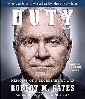 bob gates duty
