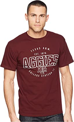 Texas A&M Aggies Jersey Tee 2