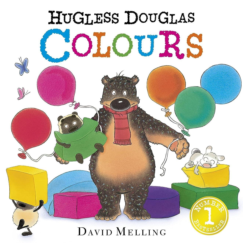 驚き鷹スポンサーHugless Douglas Colours (English Edition)