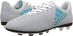 adidas Kids - X 17.4 FxG J Soccer (Little Kid/Big Kid)