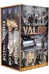 Valor: The Complete Series: A Military Sci-Fi Box Set Kindle Edition