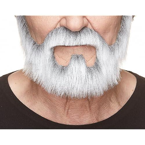 Short Character Beard Costume Accessory